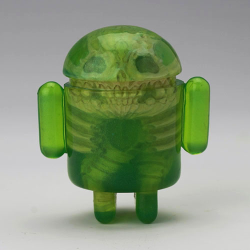 Infected Android Anomalies-GREEN by Scott Wilkowski_e0118156_20465589.jpg