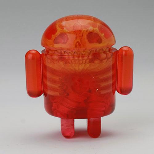 Infected Android Anomalies-ORANGE by Scott Wilkowski_e0118156_20484891.jpg