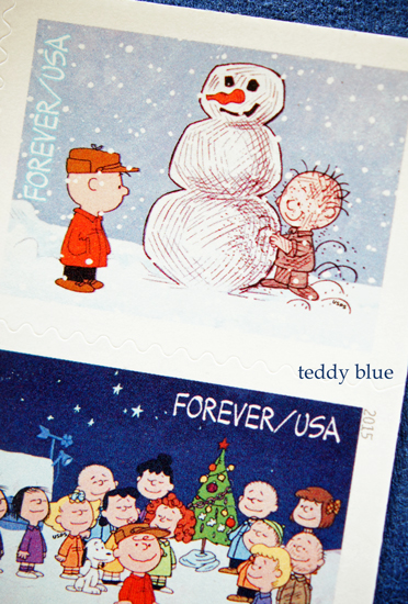 A Charlie Brown Christmas  チャーリーブラウンのクリスマス_e0253364_10421626.jpg