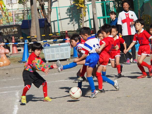 サッカー大会 予選_b0233868_14423912.jpg