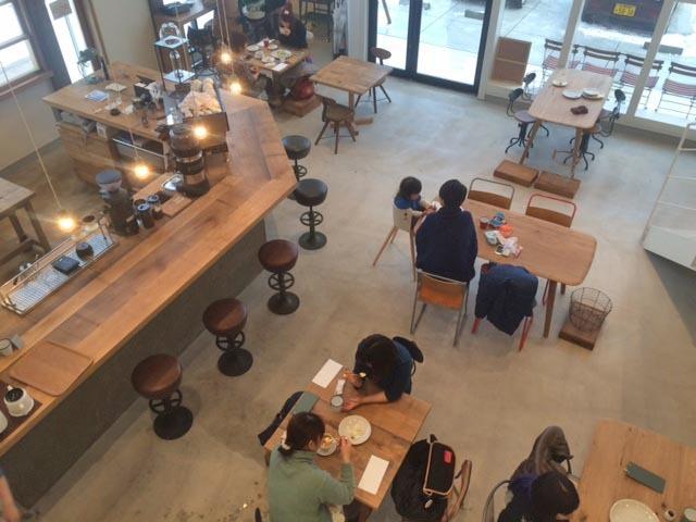 砂川LAUREL、カフェ&ショップ「shiro」オープン後_c0189970_09171295.jpg