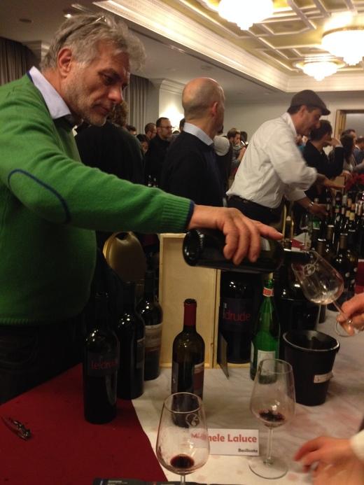 イタリアワインの試飲会@Hotel Albani_a0136671_233536.jpg