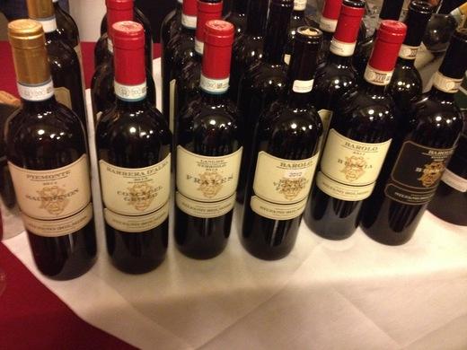 イタリアワインの試飲会@Hotel Albani_a0136671_240312.jpg
