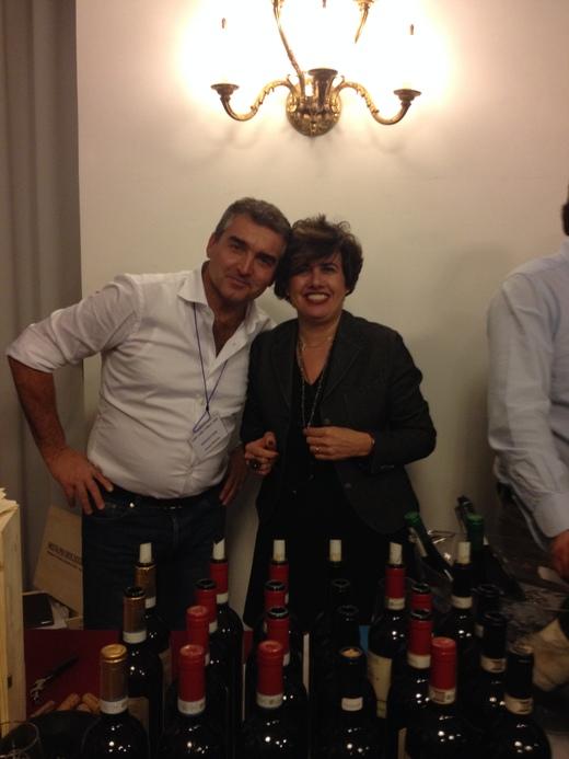 イタリアワインの試飲会@Hotel Albani_a0136671_2423224.jpg