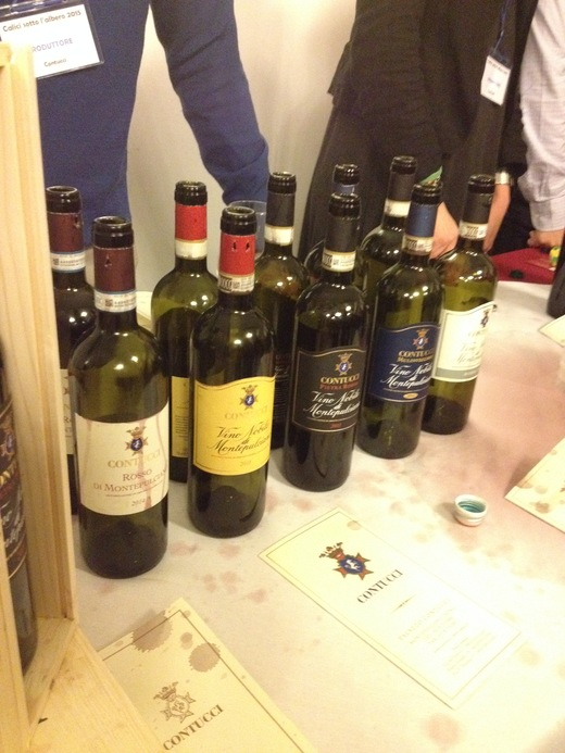 イタリアワインの試飲会@Hotel Albani_a0136671_249589.jpg