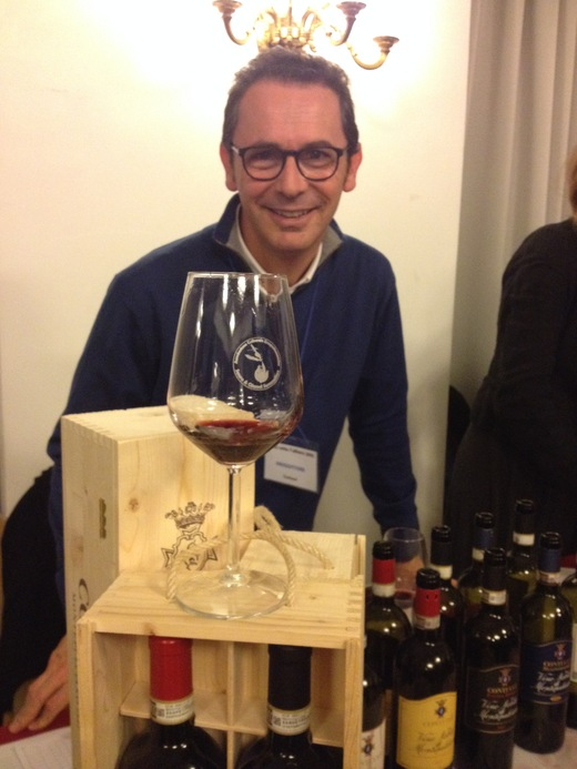 イタリアワインの試飲会@Hotel Albani_a0136671_2545728.jpg