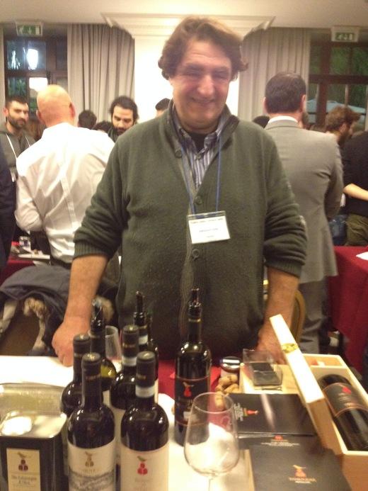 イタリアワインの試飲会@Hotel Albani_a0136671_361494.jpg