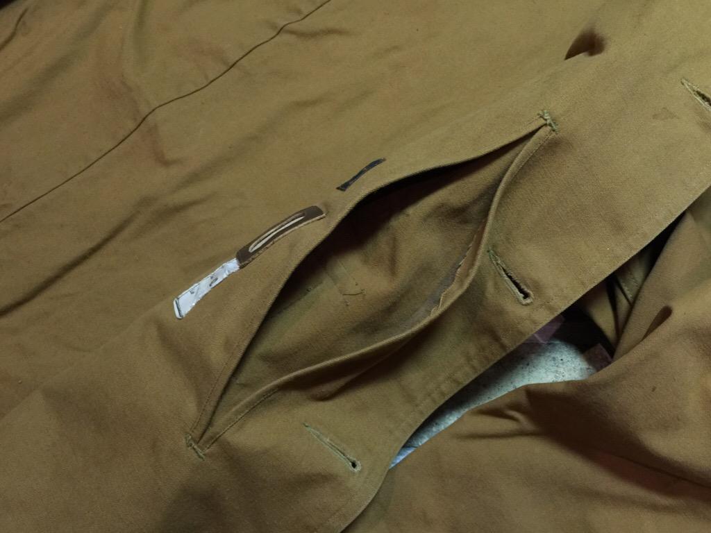 神戸店12/9(水)ヴィンテージ&スーペリア入荷!#3 1940\'s DeadStock Hunting JKT!Hunting Item!(T.W.神戸店)_c0078587_163313.jpg