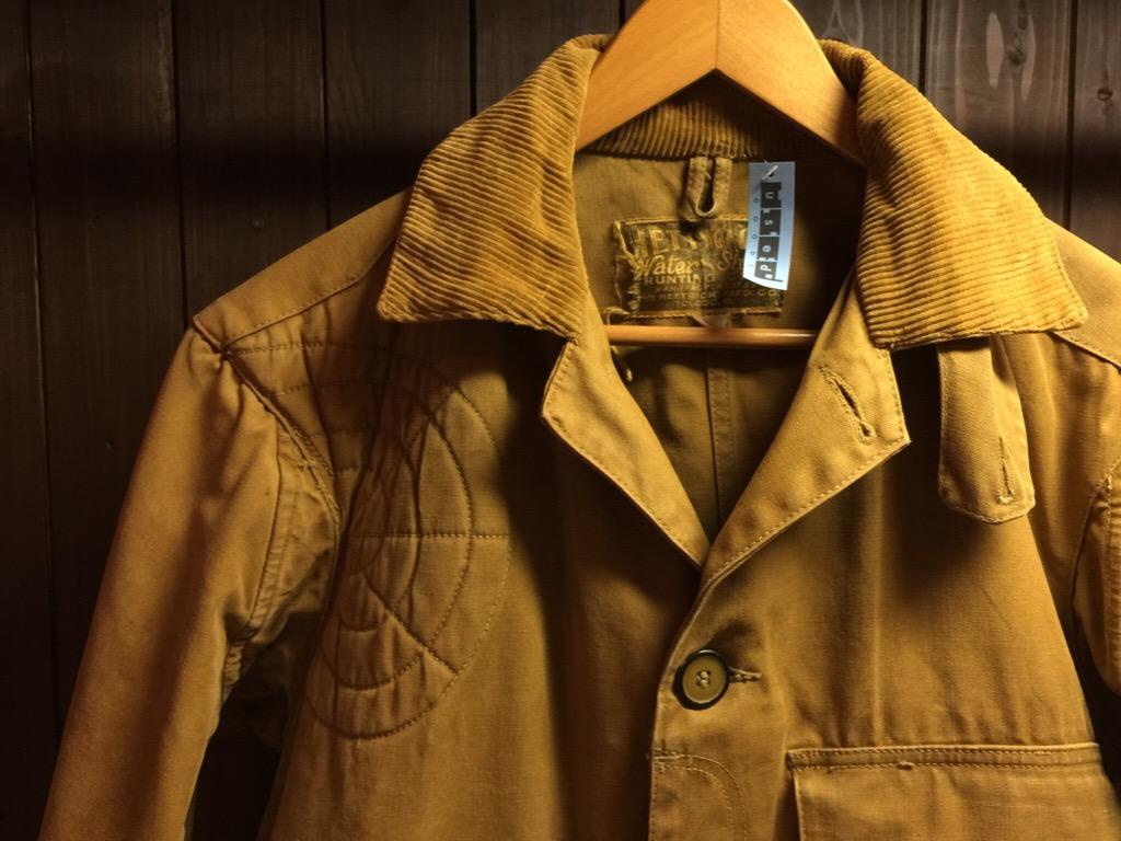 神戸店12/9(水)ヴィンテージ&スーペリア入荷!#3 1940\'s DeadStock Hunting JKT!Hunting Item!(T.W.神戸店)_c0078587_16344983.jpg
