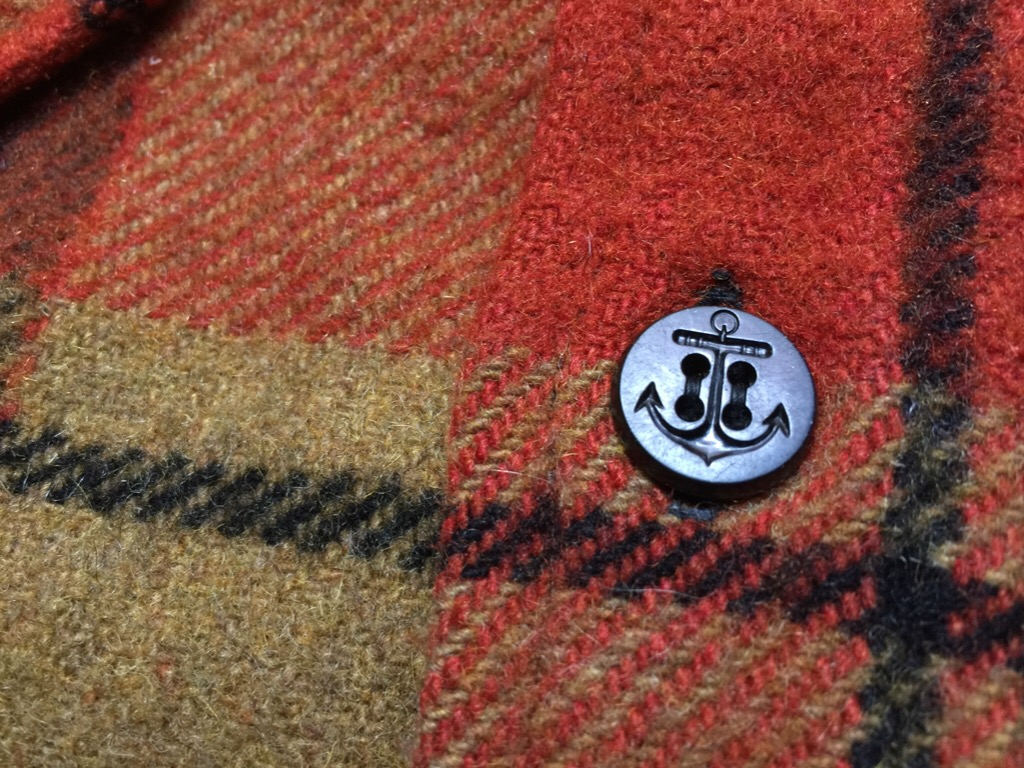 神戸店12/9(水)ヴィンテージ&スーペリア入荷!#3 1940\'s DeadStock Hunting JKT!Hunting Item!(T.W.神戸店)_c0078587_1657144.jpg