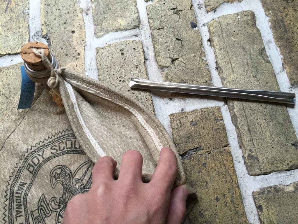 神戸店12/9(水)ヴィンテージ&スーペリア入荷!#3 1940\'s DeadStock Hunting JKT!Hunting Item!(T.W.神戸店)_c0078587_17146.jpg