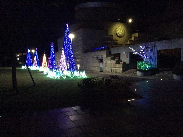 クリスマスイルミネーション_f0192307_1123360.jpg
