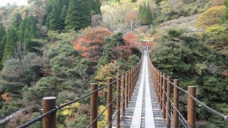 秘境・五家荘 ~樅木の吊橋~_b0228113_13034055.jpg