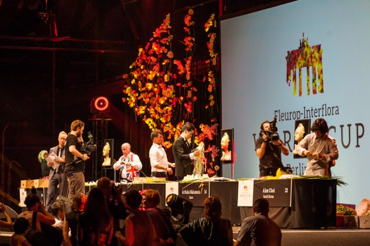 Interflora worldcup 2015 in Berlin ~Aritaka Nakamura Japan~_b0221139_18161457.jpg