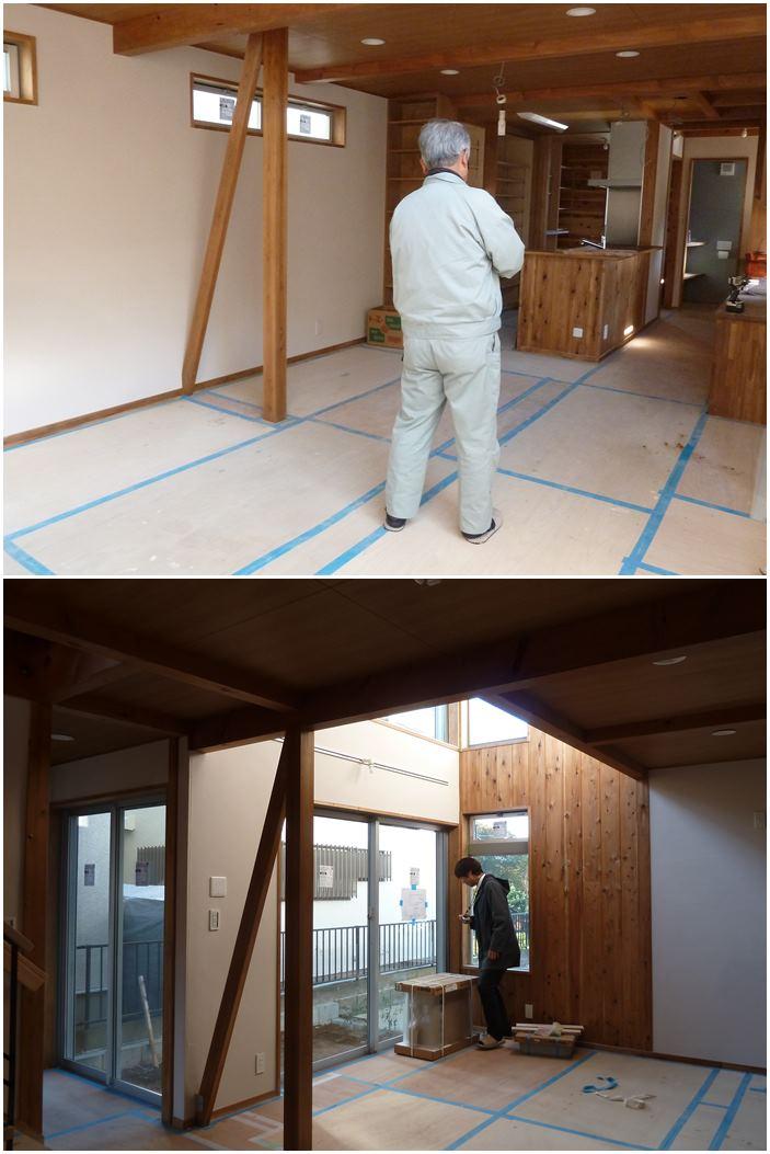 座間の家☆完了検査が終了しました!_c0152341_82042.jpg