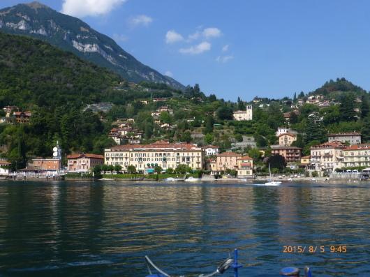 Varenna-Mennagio-Como-Villa d\'Este  コモ湖をめぐる_d0263859_15425821.jpg