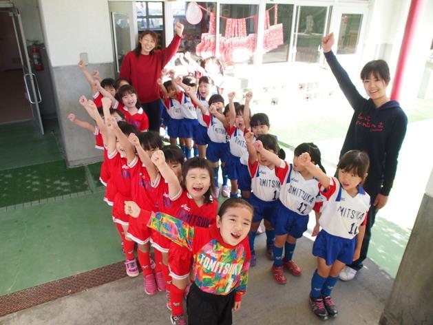 サッカー大会 3位決定戦_b0233868_13364152.jpg