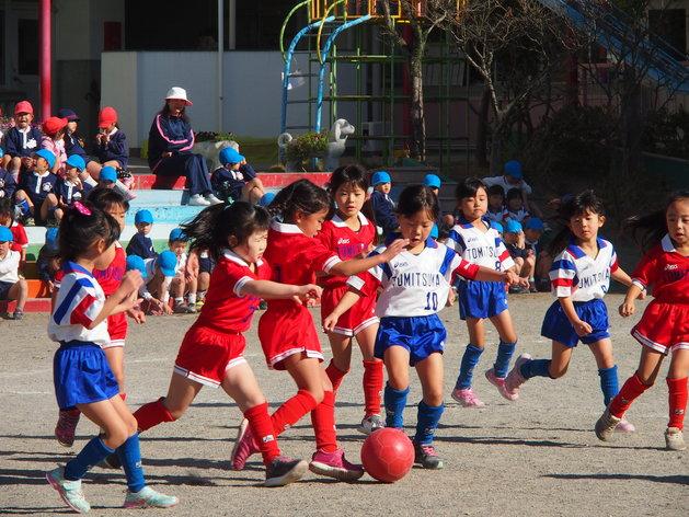 サッカー大会 3位決定戦_b0233868_13452729.jpg