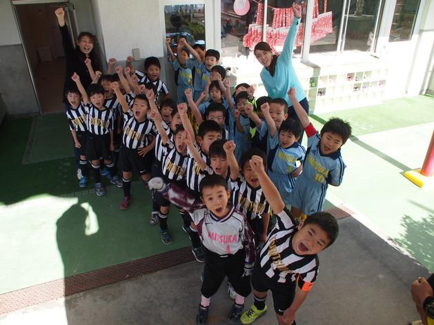 サッカー大会 3位決定戦_b0233868_13454512.jpg