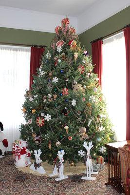 副総督邸でのクリスマス・オープンハウス_c0353373_04032312.jpg