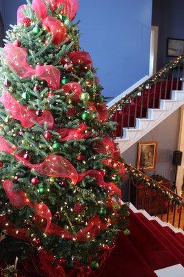 副総督邸でのクリスマス・オープンハウス_c0353373_04032802.jpg