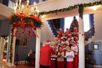副総督邸でのクリスマス・オープンハウス_c0353373_04033630.jpg