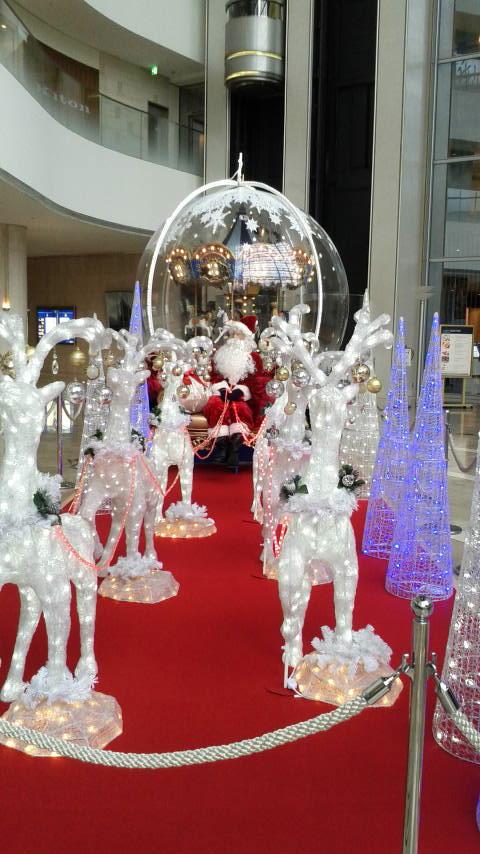 クリスマスホテル・ヒルトン大阪_d0339676_17271351.jpg