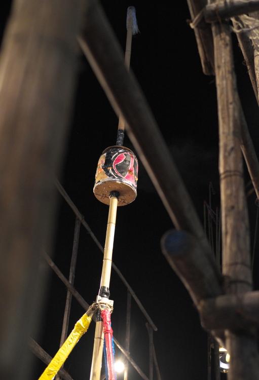 第155回 関東の奇祭・古河提灯竿祭り <5> 子供部門  2015・12・05_e0143883_1715381.jpg