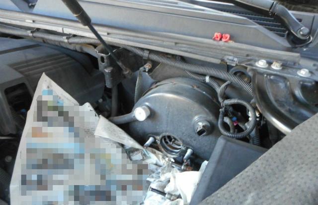 キャデラックエスカレード・ブレーキ修理_c0267693_14293493.jpg