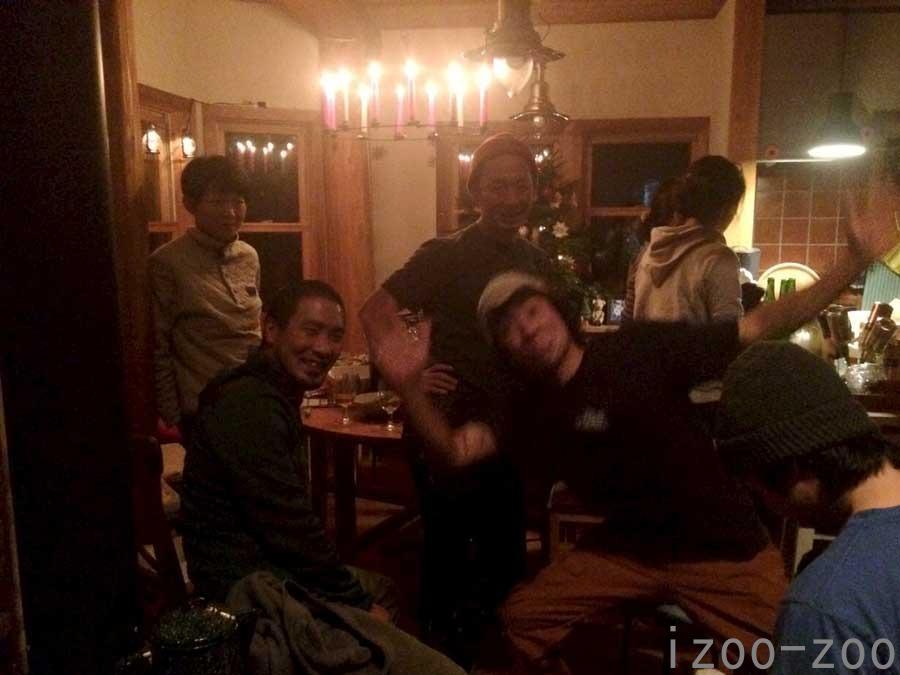 イイ雪フレバ〜♪ パーティー_c0223095_15344983.jpg