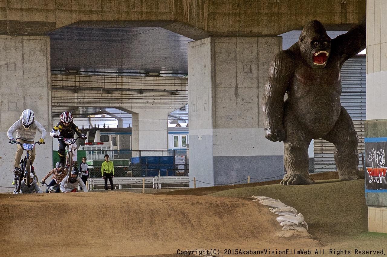 12月6日JOSF川口ゴリラ公園定期戦VOL4:予選_b0065730_2011716.jpg