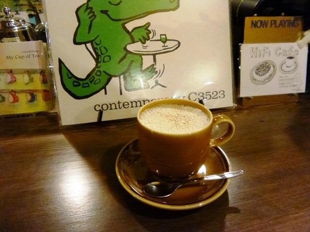 黒糖ミルクコーヒー (カフェオレ)_e0230141_10352811.jpg