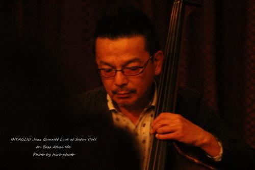 INTAGLIO Jazz Quartet Live_b0328557_18314209.jpg