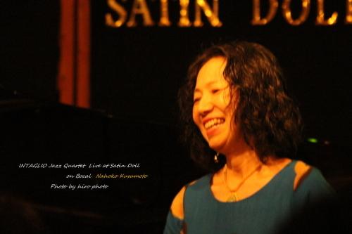INTAGLIO Jazz Quartet Live_b0328557_18320236.jpg