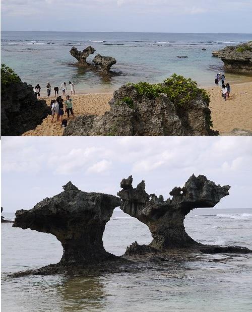 沖縄のパワースポット取材へ_c0184265_1555199.jpg