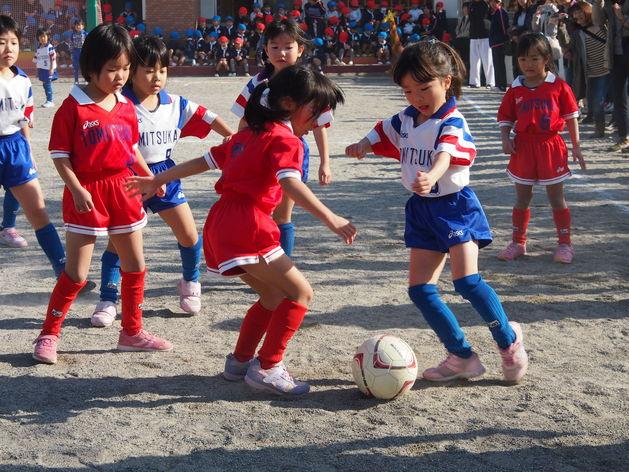 サッカー大会 決勝戦_b0233868_14475043.jpg