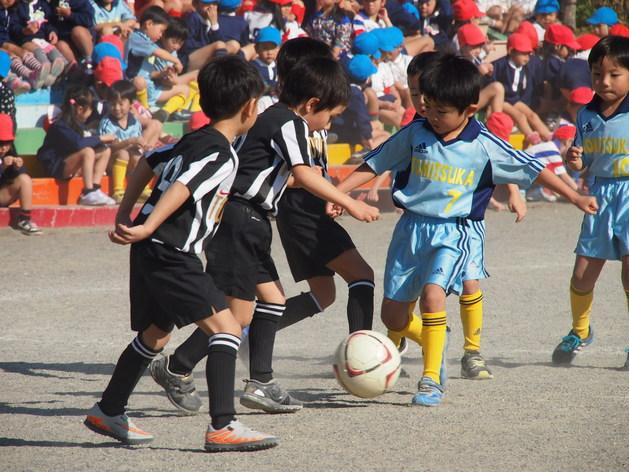 サッカー大会 決勝戦_b0233868_14482442.jpg
