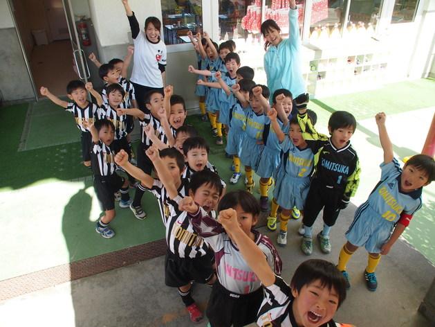 サッカー大会 決勝戦_b0233868_1448890.jpg