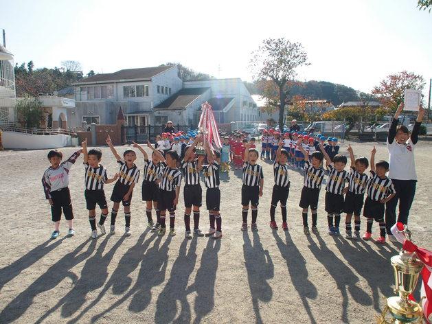 サッカー大会 決勝戦_b0233868_14572538.jpg