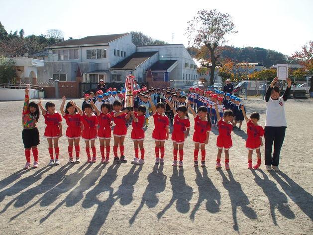 サッカー大会 決勝戦_b0233868_1457683.jpg