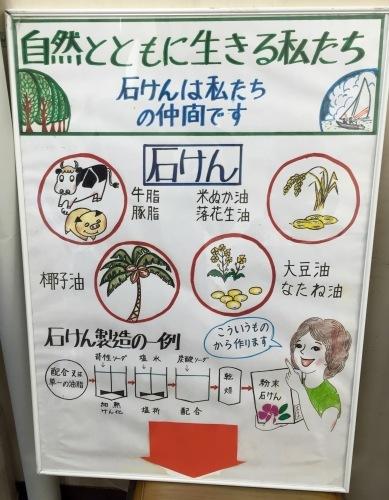 大学生のJIMOTO EYE「仙台石けんをひろめる会」_d0029276_16334057.jpeg