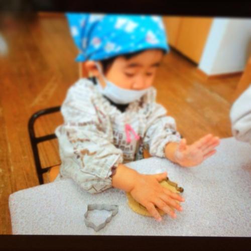 12月9日の給食 クッキー作りをしました♪_c0293682_16554551.jpg