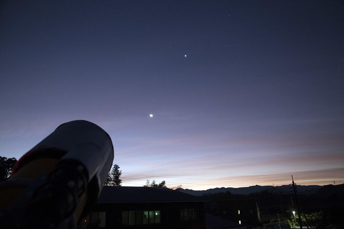 12月9日のカタリナ彗星_e0174091_11310902.jpg
