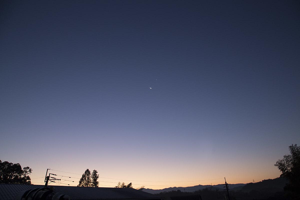 12月8日のカタリナ彗星_e0174091_11322892.jpg