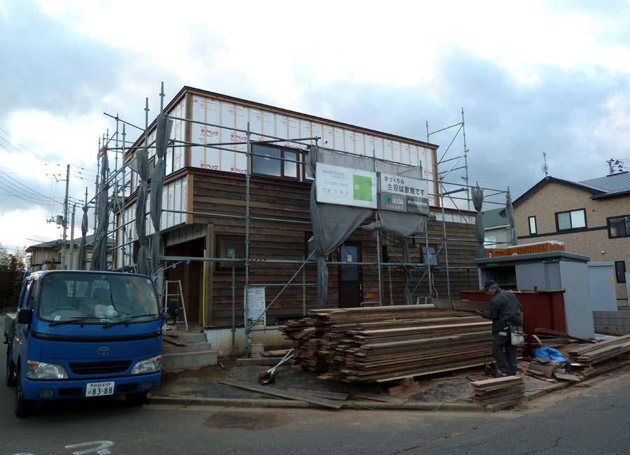 A様邸「新山前の家」工事中です。_f0150893_195303.jpg