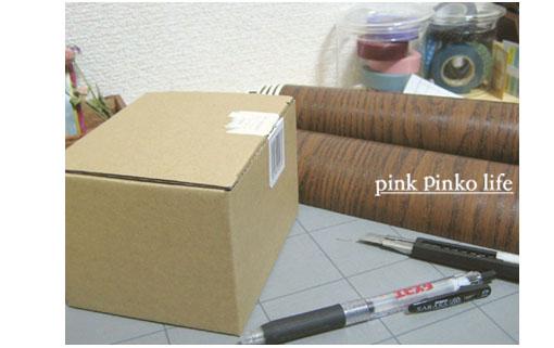 空き箱でインテリア (2)_d0351435_17362904.jpg
