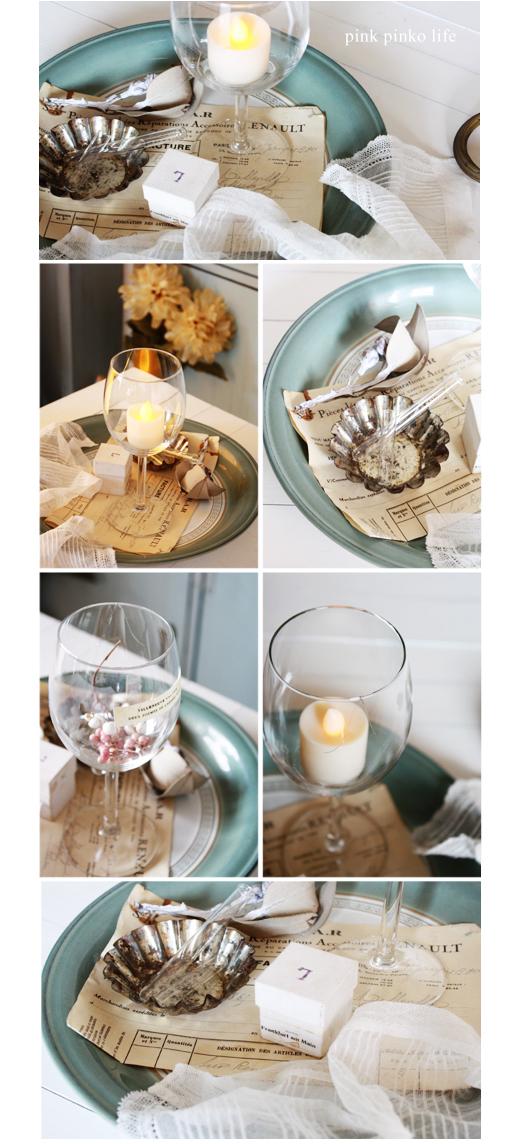 ワイングラスでインテリア_d0351435_17435729.jpg