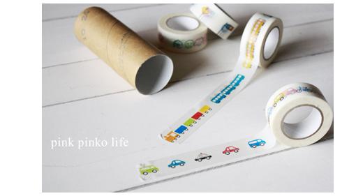 マスキングテープ × 紙官_d0351435_17450087.jpg