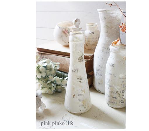 空き瓶がフレンチ雑貨に大変身!_d0351435_17473536.jpg