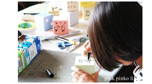 親子で作るリメイク工作_d0351435_17523881.jpg